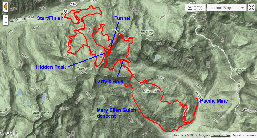 Speedgoat Map2
