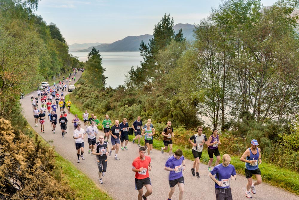 Baxters Loch Ness Marathon, September 29th 2013