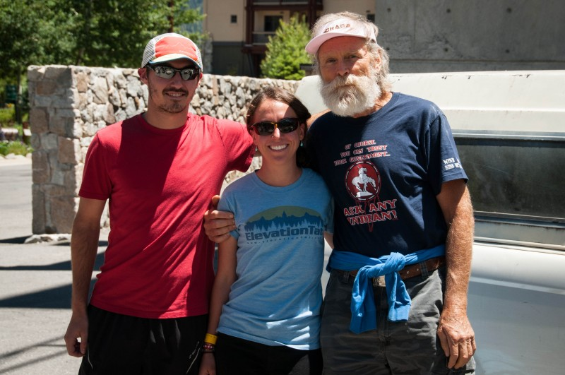 Gordy Ainsleigh, the father of ultrarunning and the reason we're all here