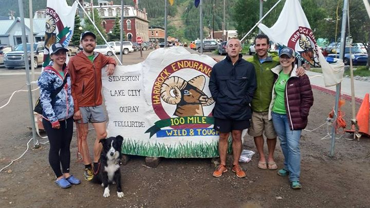 Team Tim at Hardrock 100M